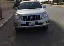 Automatic Silver Toyota 2012 for sale