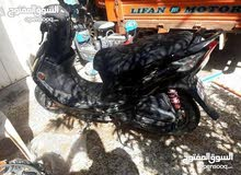 Kawasaki motorbike made in 2016 for sale