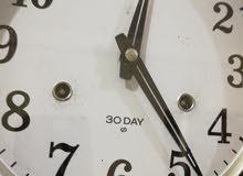 ساعة حائط سايكو أصلية