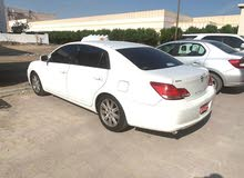 Gasoline Fuel/Power   Toyota Avalon 2008