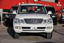Lexus LX car for sale 2007 in Amman city