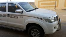 Manual Toyota 2012 for sale - Used - Ja'alan Bani Bu Ali city