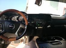 Maroon GMC Sierra 2008 for sale