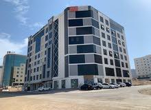 للبيع مكتب بمساحة 100 متر مؤجر في بوشر - منطقة محمد الامين... خط أول سكني تجاري