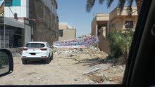 قطعه ارض للبيع الشارع الرئيسي تجاري او سكني حي الحسين في الجهاد مجاور حي الاطباء