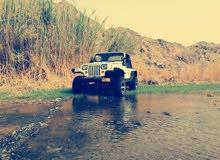 Manual Jeep 1992 for sale - Used - Al Khaboura city