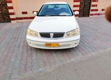 Automatic Nissan 2004 for sale - Used - Al Masn'a city