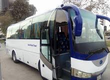 للإيجار اتوبيس33راكب شامل البنزين والسائق