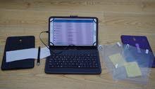 جلاكسي تاب آس T705 داعم للاتصال الهاتفي - نظيف جداً.