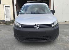 Silver Volkswagen Caddy 2014 for sale