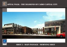 امتلك محل بمقدم 10% و تقسيط علي 6 سنين بأحدث مشاريع العاصمة الإدارية الجديدة ب puka mall