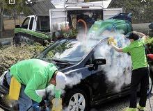 عامل تلميع مركبات - Car polisher