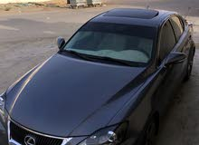 Lexus IS 2012 For sale - Green color