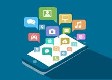 تطبيق موبايل للمتاجر والبقالة والجمعيات والحلويات والملابس