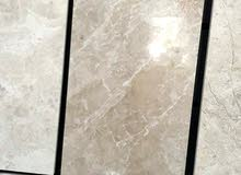 مرمر عماني 44متر للبيع