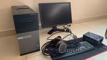 Dell desktop core i5 Gtx 750