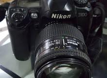 كاميرا نيكون d100
