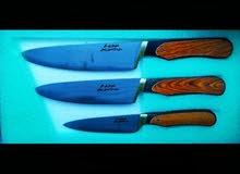 وصول سكاكين ايرانيه جوده ممتازه طقم للبيع 11 ريال
