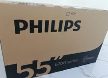 "Philips 55"" smart 4K uhd ultra hd with ambilight3 brand new for sell"