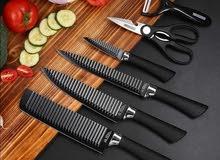 طقم سكاكين الشيف المميز السويسري