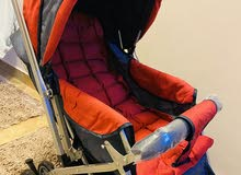 عربه اطفال بوضعين الجلوس والنوم