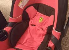 كارسيت(Car Seat) للاطفال ماركات عالمية فيراري   Peg-Perego   Ferrari