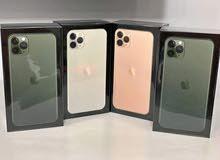 iPhone pro max 11 أيفون برو ماكس 11/ أول درجة بعد الأصلي/ إصدار أمريكي