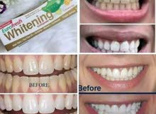 معجون أسنان للتبييض مقدم من شركة farmasi التركية