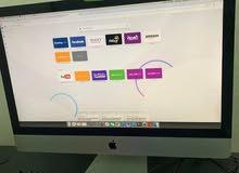 pc iMac 2011 للبدل او البيع