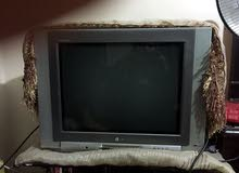تلفزيون حجم متوسط ممتاز صوت وصوره ممتازه