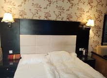غرفة فندقية مجهزة