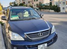 لكزس Rx 2007 للبيع في الأردن مستعملة وجديدة لكزس Rx 2007 بارخص سعر