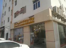 للبيع محلات كبيره في المعبيلة الجنوبية بقرب نيستو وسوق بن راشد