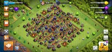 clash of clans town 10 max