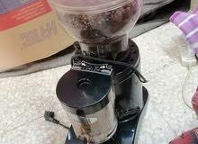 للبيع ماكينه قهوه ومطحنه اكسبرسو