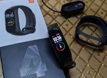ساعة شاومي الذكية Mi smart band 4