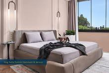 كنج سويت مع جيكوزي  ضمن مجمع فندقية للسكن العائلي  تقسيم شارع الاستقلال