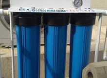 فلتر جامبو C.C.K للخزان لتنقية مياه المنزل كامل