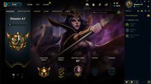 League of Legend Account for SALE GOLD VI EUW