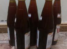 للبيع عسل برم جبلي عماني % من إنتاج هذه السنه 2018 سعر الغرشه واحدة 100 ريال
