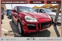 Automatic Used Porsche Cayenne Turbo