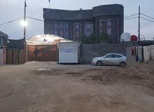 بيت طابقين  للبيع في البصره التنومة حي البتول