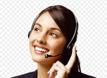 شركة مستحضرات عنايه بالشعر و تجهيز صالونات بحاجه الى موظفات تسويق عبر الهاتف