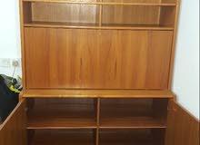 خزانة فاخر خشب للأواني