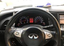 سيارة انفنتي FX35