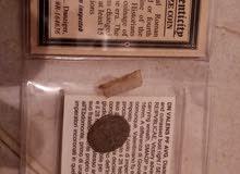 عملة رومانية قديمة جداً