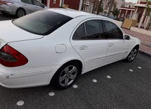 للبيع E240 موديل 2003