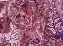 بدلة كبيرة وبدلة صغيرة ليبيه حرير طبيعي