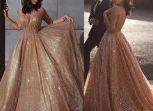 فستان سهره جميل بسعر مناسب بطلب