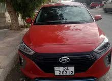 Hyundai Ioniq 2018 for rent per Day